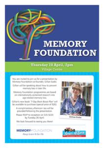 Bruce McLaren Memory Foundation flyer sm