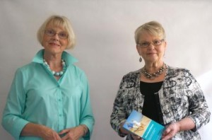 Gillian Eadie and Dr Allison Lamont