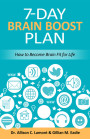7 Day Brain Boost Plan - Physical Book
