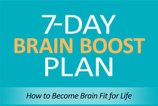 7-Day Brain Booster Plan is here
