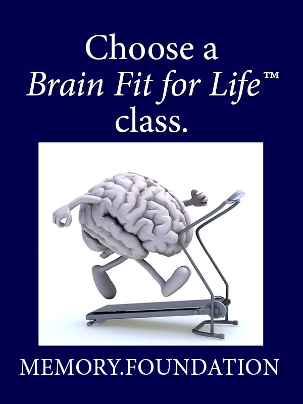 Join a Brain Fit for Life Class